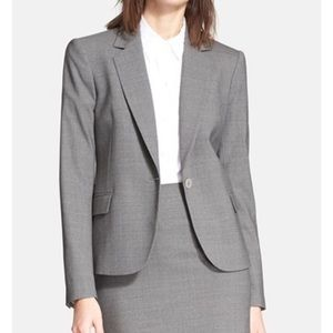 Theory Other - Theory light gray suit set size 00